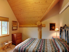 Storm Mountain Cottage Bedroom